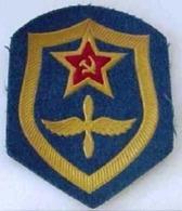URSS CCCP PATCH MILITARE RUSSA DELL'ESERCITO SOVIETICO RUSSIA AIFORCE MILITARY RUSSIAN EMBLEM UNIFORM MILITAIRE KGB - Rusland