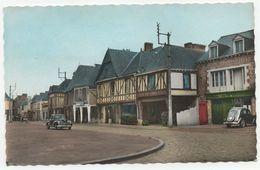 La Guerche De Bretagne (I. Et V. - 35) - Les Vieux Porches. CP Couleur. Edit Gaby, Photo. Touin, La Guerche De Bretagne - La Guerche-de-Bretagne