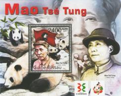 Guinea 2011 MNH - Mao & Panda, Wuxi Expo. Y&T 693, Mi 5631/Bl.966 - Guinée-Bissau