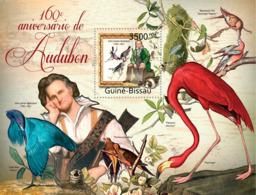 Guinea 2011 MNH - 160th Years Audubon (Paintings Of Birds). Y&T 713, Mi 5727/Bl.1007 - Guinea-Bissau