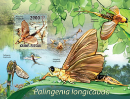 Guinea 2011 MNH - Insect (Palingenia Lagicauda). Mi 5343/BL.917 - Guinea-Bissau