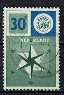 A100.051 // Niederlande 1957 // Mi. 705 O // Europa - 1957