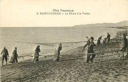 66 SAINT-CYPRIEN. La Pêche à La Traîne - Saint Cyprien