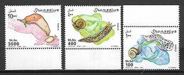 Somalia, 2003 Snails MNH - Somalia (1960-...)
