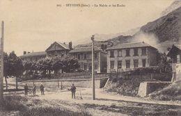 Isère - Seyssins - La Mairie Et Les Ecoles - Altri Comuni