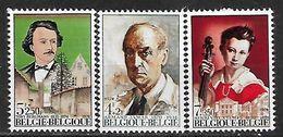 Belgium 1974 Culture Edition  MNH - Belgique