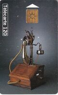 FRANCE - Telephone Berliner 1910(11) 120 Units, Chip GEM2, 09/97, Used - Telefoni