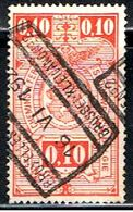 BELGIQUE 1607 // YVERT 136 // 1923-31 - Railway