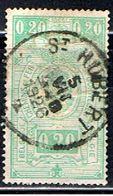 BELGIQUE 1608 // YVERT 138 // 1923-31 - Railway