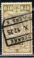 BELGIQUE 1610 // YVERT 140 // 1923-31 - Railway