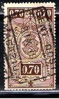 BELGIQUE 1613 // YVERT 143 // 1923-31 - Railway