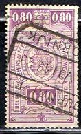 BELGIQUE 1614 // YVERT 144 // 1923-31 - Railway
