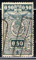 BELGIQUE 1615 // YVERT 145 // 1923-31 - Railway