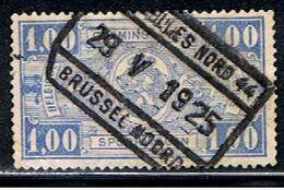 BELGIQUE 1616 // YVERT 146 // 1923-31 - Railway
