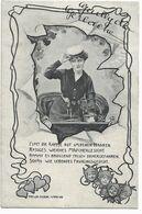 CP De G. De Gerlache à Isabelle De Mathelin Au Château De Messancy 1902 - Messancy