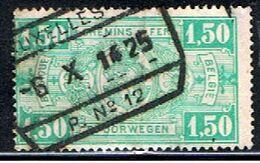 BELGIQUE 1619 // YVERT 148 // 1923-31 - Railway
