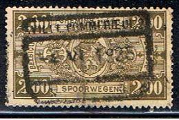 BELGIQUE 1620 // YVERT 150 // 1923-31 - Railway