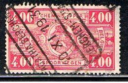 BELGIQUE 1623 // YVERT 156 // 1923-31 - Railway