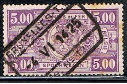 BELGIQUE 1624 // YVERT 157 // 1923-31 - Railway