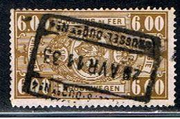 BELGIQUE 1625 // YVERT 158 // 1923-31 - Railway