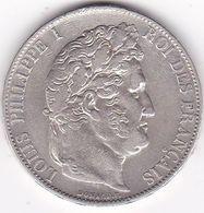 5 FRANCS LOUIS PHILIPPE  EN ARGENT    1847  A - J. 5 Franchi