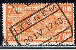 BELGIQUE 1626 // YVERT 159 // 1923-31 - Railway
