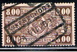 BELGIQUE 1627 // YVERT 160 // 1923-31 - Railway