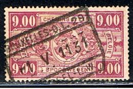 BELGIQUE 1628 // YVERT 161 // 1923-31 - Railway