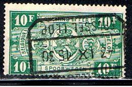 BELGIQUE 1629 // YVERT 162 // 1923-31 - Railway