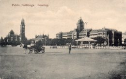 CPA     INDE---BOMBAY---PUBLIC BUILDINGS - Indien