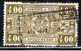 BELGIQUE 1636 // YVERT 248 // 1941 - Railway