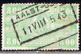 BELGIQUE 1639 // YVERT 253 // 1941 - Railway