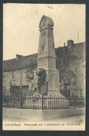 +++ CPA - GOE - DOLHAIN - Monument Aux Combattants De 1914-18  // - Limbourg