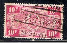 BELGIQUE 1641 // YVERT 255 // 1941 - Railway