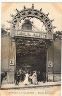 Moulin De La Galette / Entrée Principale - District 18