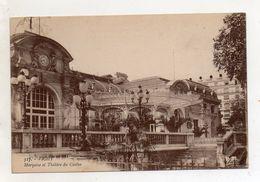 Vichy (Allier) - Marquise Et Thèatre Du Casino - Viaggiata - (FDC23281) - Vichy