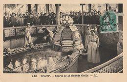 Vichy Source De La Grande Grille - Vichy