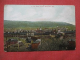 P & R Depot  Reading  Pennsylvania    Ref 4290 - United States