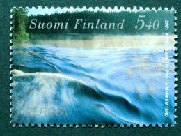 2001 Finland Mnh - Eau Agua Fresh Water Wasser Environment Europa Europe - Mi 1566 - Finland