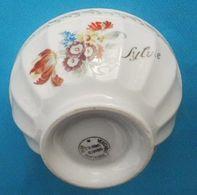 BOL En Porcelaine SOFAFILS - Limoges (FRA)