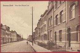 Deurne Antwerpen Van Den Haute Lei - Geanimeerd (In Zeer Goede Staat) - Antwerpen