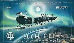"FINLANDIA /FINLAND /FINNLAND /FINLANDIE - EUROPA 2020 -""ANTIGUAS RUTAS POSTALES -ANCIENT POSTAL ROUTES"".- SERIE - N - Europa-CEPT"