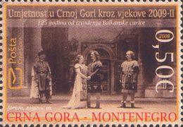 2009, Art, Montenegro, MNH - Montenegro