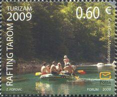 2009, Tourism, Montenegro, MNH - Montenegro