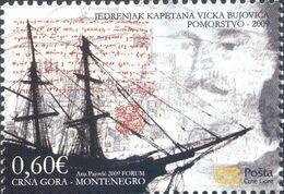 2009, Navigation, Sailboat, Montenegro, MNH - Montenegro