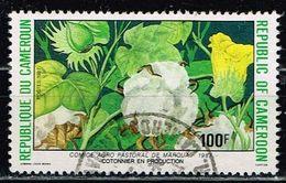 Kamerun 1987,Michel# O Baumwollanbau - Kameroen (1960-...)