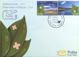2009, FDC, Nature Protection, Montenegro, MNH - Montenegro