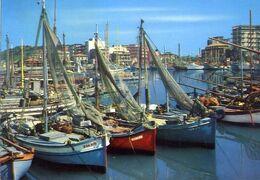 Cattolica - Gabicce - Il Porto - Formato Grande Viaggiata – E 17 - Rimini