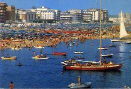 Cattolica - Alberghi Sul Mare -formato Grande Viaggiata – E 17 - Rimini
