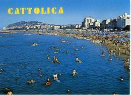 Cattolica - Panorama - Formato Grande Viaggiata – E 17 - Rimini